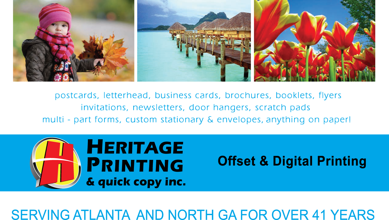Heritage Printing and Quick Copy